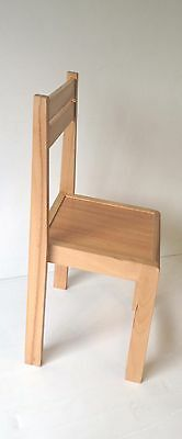 Kids Stacking beech wood Chair classroom chair School Chair School Furniture
