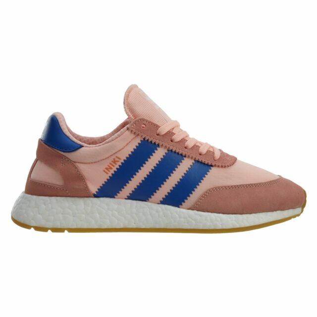 adidas Iniki Runner Haze Coral Blau adidas Originals