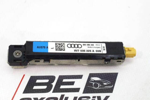 Original Audi A3 8V Cabrio Telefon Antennenverstärker Antenne 8V7035225A