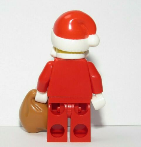 Lego Santa Claus Father Christmas Minifigure Advent Xmas Stocking Filler