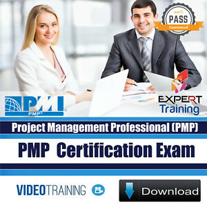Project Management Professional Pmp Certification Exam 11 Module Video Training Ebay