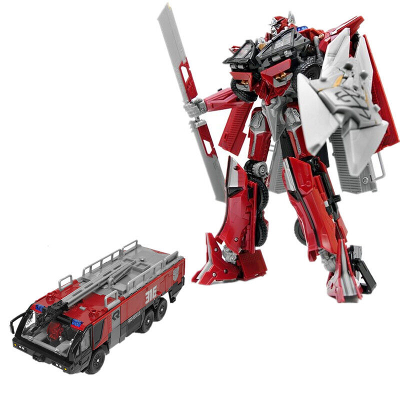 Transformation Sentinel Prime Dark of the Moon Leader Action Figure KO Complete