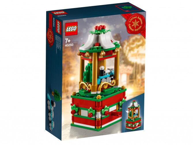 LEGO 40293: GIOSTRA DI NATALE - LIMITED EDITION NATALE 2018