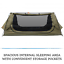 King-Single-Dome-Swag-Darche-Steel-Dusk-To-Dawn-1100-Outdoor-Camp-Freestanding thumbnail 6