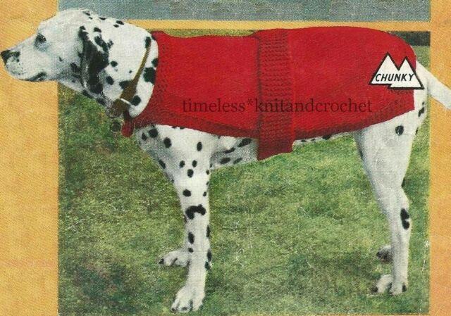 Dog Coat Patterns Collection On Ebay