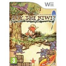 *Ivy the Kiwi Wii* PAL Complete ~Fast & Free Postage~ ELE7