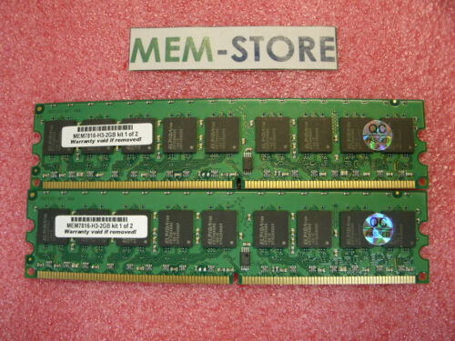 MEM-7816-H3-2GB 2GB Memory kit Cisco MCS 7816-H3 New