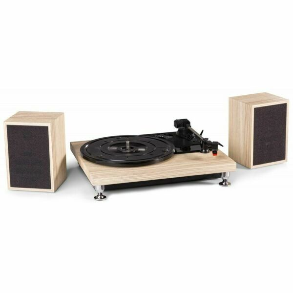fenton rp155lw vinyl record player for sale online ebay. Black Bedroom Furniture Sets. Home Design Ideas