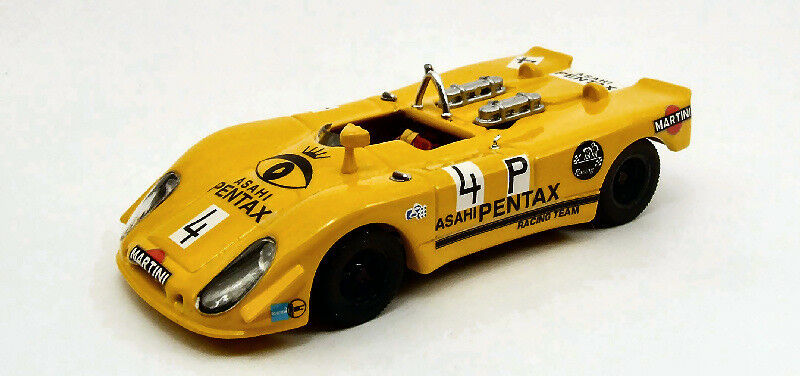 Porsche 908 2  4 8th 1000 Km Nurburgring 1970 S. Greger   H.Leuze 1 43 Model