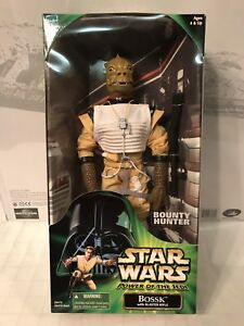 Details About Star Wars Power Of The Jedi Bossk