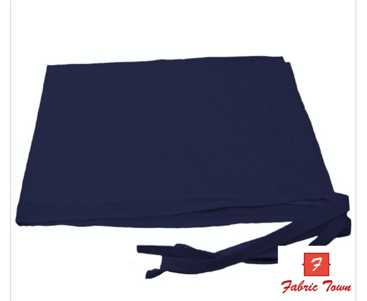 Punjabi Sikh 100% Cotton Voile Patka with 4 Sided Strings For Singh Kaur 26