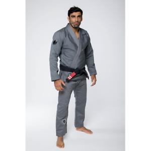 Kingz nano 2.0 silver gi bjj brazilian jiu-jitsu gi kimono uniform Fight