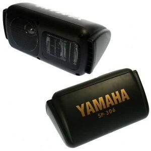 yamaha sp 306 system lautsprecher f r auto 3 wege ebay. Black Bedroom Furniture Sets. Home Design Ideas