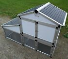 RITE FARM PRODUCTS LIFETIME SERIES CHICKEN COOP POULTRY HEN LAYER CAGE RUN HOUSE