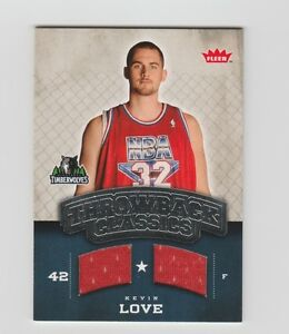 Kevin-Love-Timberwolves-2008-2009-Fleer-Throwback-Classics-Rookie-Patch-NBA-KL