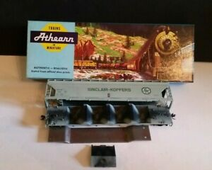 Athean-HO-Scale-Sinclair-Koppers-ACF-Center-Flow-Hoppers-1942-With-Box