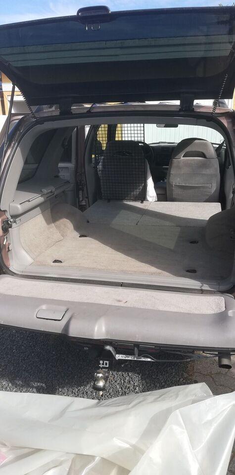 Chevrolet, Blazer, 4,3 4x2