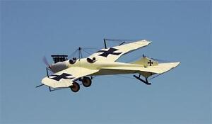Maxford-USA-64-034-Wingspan-Rumpler-Taube-Electric-ARF-Kit