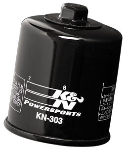 Filtro de aceite para Kawasaki Polaris Yamaha K/&N KN-303