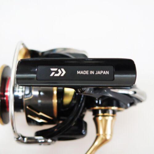 2018 DAIWA BALLISTIC LT 3000D-CXH Japan Spinning Reel Fedex shipping 2days to Us