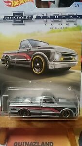 CP12 Hot Wheels Chevrolet Truck /'67 Chevy C10