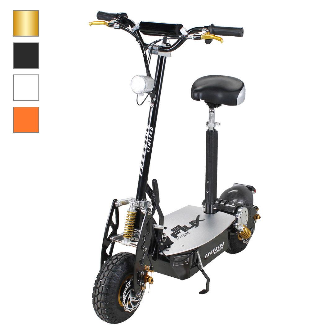 Eflux Freeride 1000 Watt Electric Motor Scooter