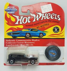 Hot-Wheels-Vintage-Collection-Black-The-Demon-Series-W-1994