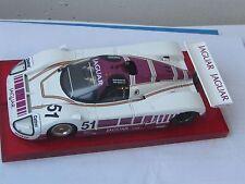 SLOT 1/32 Jaguar XJR 6 Silverstone 1986 #51 WARWICK CHEEVER SLOT.IT CA07D