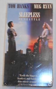 Sleepless in Seattle VHS TAPE TOM HANKS MEG RYAN RITA ...