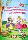 Leselöwen - Das Original - Die schönsten Prinzessinnengeschichten zum Lesenlernen (2016, Gebundene Ausgabe)