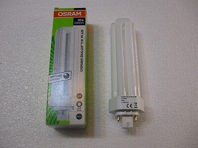 Osram Dulux T//E 42 W//840 CONSTANT Lampada fluorescente compatta
