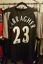 Liverpool Football Shirt 2002/03 Away XL ~ Carragher 23
