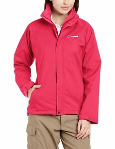 Calisto Manteau pour rose 10impermᄄᆭable Berghaus Manteau femmestaille 4jRL3A5