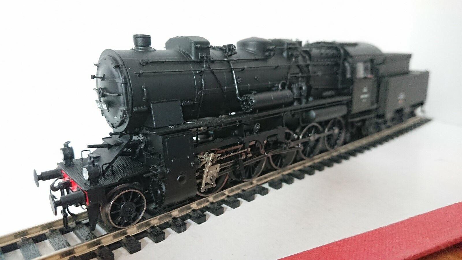 RARE Jouef HJ2297 Steam Locomotive 1-150 (Ex AL) SNCF Period III