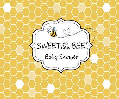 Sweet as Can Bee Blanket