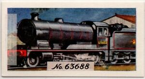 Robinson-2-8-0-Freight-Locomotive-Train-Engine-Vintage-Trade-Ad-Card
