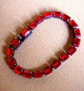 965 / Bracelet Strass Rectangulaires Yxhfvnmh-10034923-470713183
