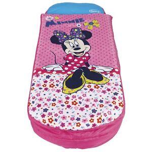 Minnie-Mouse-Junior-Cama-Hinchable-Nuevo-Saco-de-dormir-Hinchable-Disney