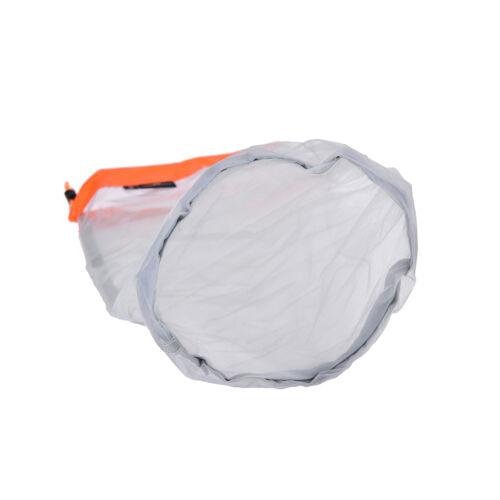 5Size Tavel Camping Sports Ultralight Mesh Stuff Sack Drawstring Bag Backpack SP