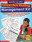 Ready-To-Use Independent Reading Management Kit: Grades 4-6 by Maureen Lodge, Beverley Jones (Paperback / softback, 2002)