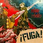 Relatos Rebeldes by La Fuga (Spain) (CD, 2008, Puente Negro)