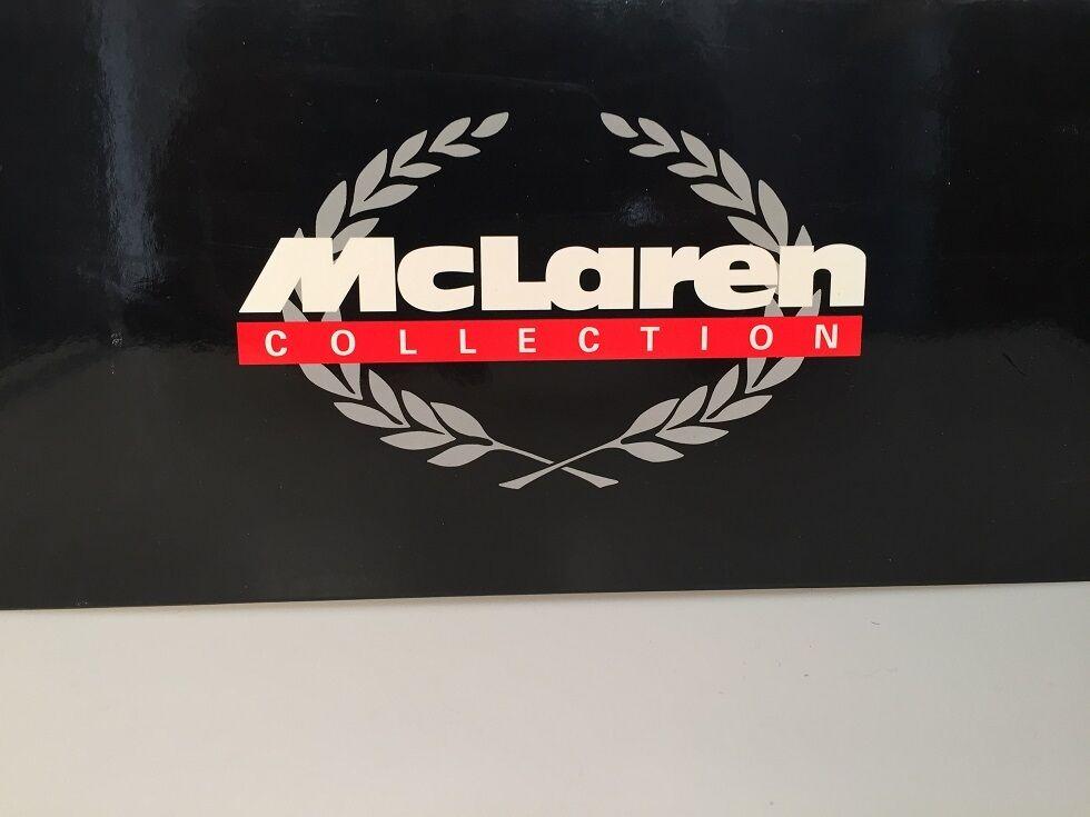 1 18 Minichamps Mclaren Ford M23 G. Villeneuve British GP 1977