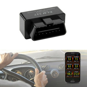 mini interface elm327 bluetooth obd2 obd ii diagnoseger t. Black Bedroom Furniture Sets. Home Design Ideas