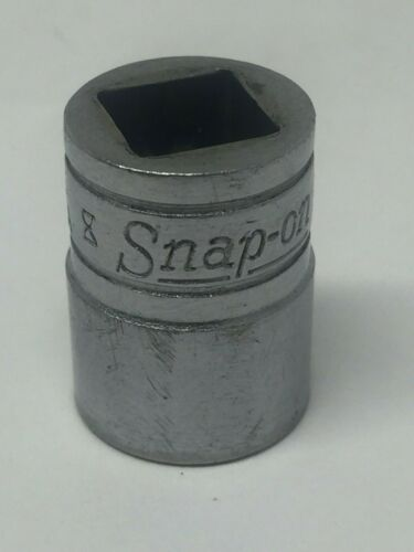 """Sockets 12 /& 6 Point Deep//Shallow SAE /& MM U PICK Snap-On 3//8/"""" Dr"""