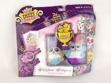 Dizzy Dancers HillyHoot DD-201 ChipaLu DD-202 Fur Real Friends Owl Chipmunk