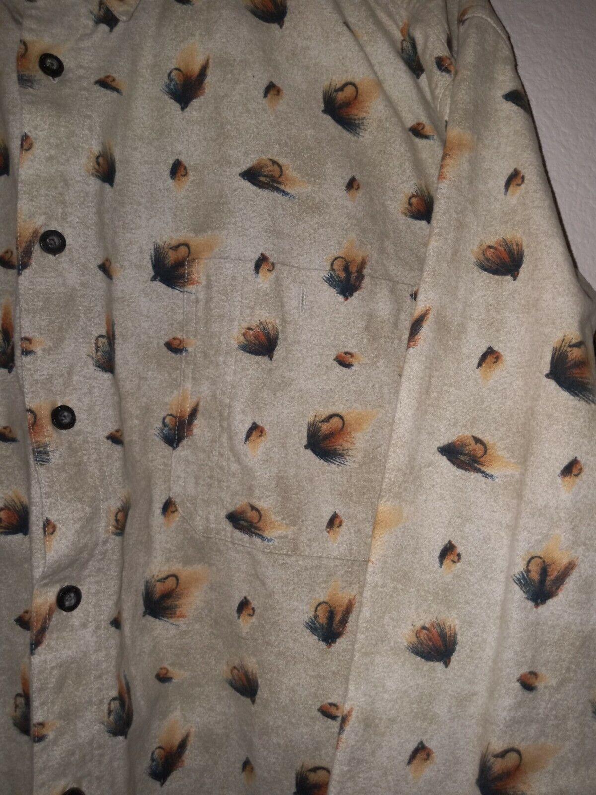 Authentic Vintage Mens Woolrich John Rich & Bros … - image 3