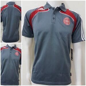 Großhandel adidas Dänemark Danmark DBU Trikot Jersey Shirt