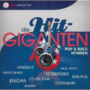 Le-hit-geants-pop-amp-rock-hymnes-2-CD-NEUF