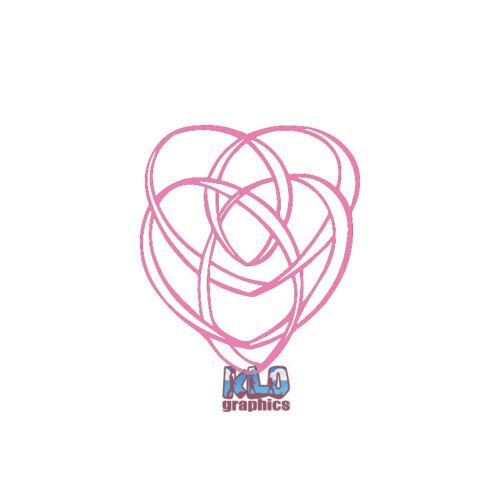 MOTHERHOOD CELTIC SYMBOL vinyl sticker MOTHER/'S KNOT Mom LOVE Eternal