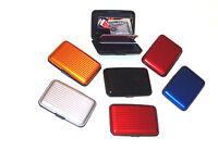 Aluma Security Wallet, Rfid Blocking, Stylish, Unisex, Pick Your Color